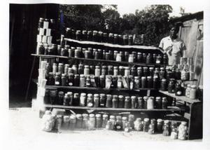 Primary view of object titled 'African-American Canning Exhibit'.