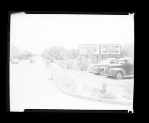 Primary view of object titled 'View of Southwest 44th Street in Oklahoma City'.