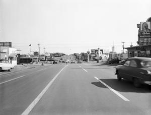 Primary view of object titled 'View of 23rd Street in Oklahoma City'.