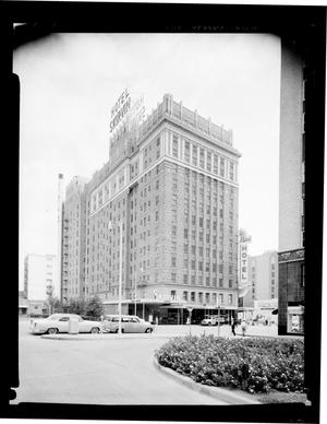 Primary view of object titled 'Skirvin Hotel'.