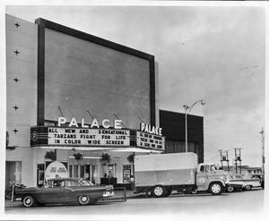 Primary view of object titled 'Palace Theatre'.