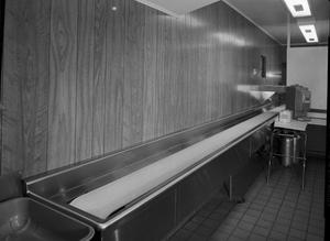 Primary view of object titled 'Moving Counter at Beverly's Grill'.