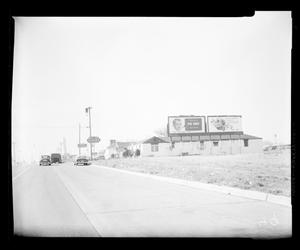 Primary view of object titled 'View on North May Avenue in Oklahoma City'.
