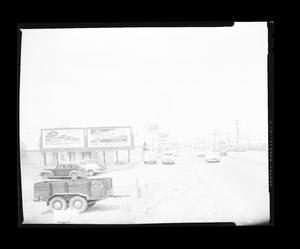 Primary view of object titled 'View of Southeast 29th Street in Oklahoma City'.