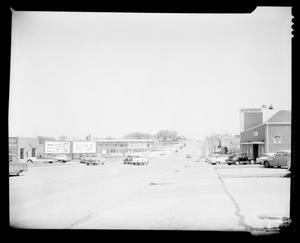 Primary view of object titled 'View on Northeast 23rd Street in Oklahoma City'.