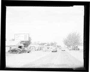 Primary view of object titled 'View of Southwest 29th Street in Oklahoma City'.