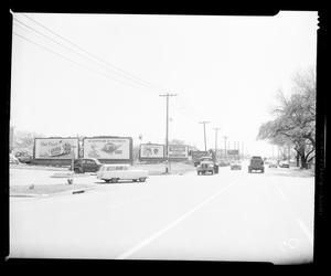 Primary view of object titled 'View of North Eastern Avenue in Oklahoma City'.