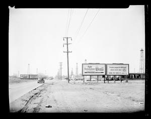 Primary view of object titled 'View of East Reno Avenue in Oklahoma City'.