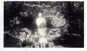 Primary view of object titled 'Family at Chickasaw Park'.