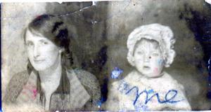 Primary view of object titled 'Mary Alice Lareau Taylor and Mary Jo Taylor'.