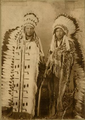 Primary view of object titled 'Indians-Cheyenne'.