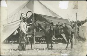 Primary view of object titled 'Cheyenne Indians'.