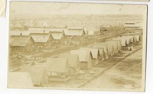 Primary view of object titled 'Oklahoma and South Dakota Camp'.