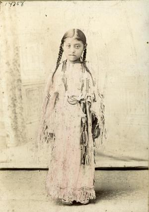 Primary view of object titled 'Arapaho Child'.