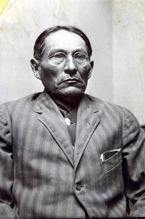 Primary view of object titled 'Choto Naiche, an Apache Indian'.