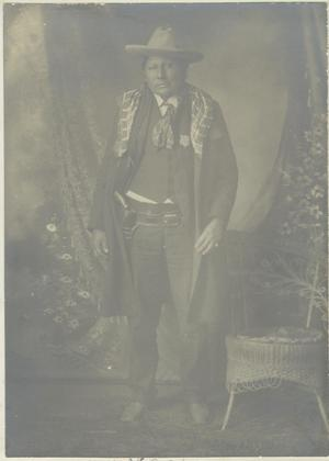Primary view of object titled 'Thunder Bull, Cheyenne'.