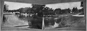 Primary view of object titled 'Park Scenes in Enid, Oklahoma'.