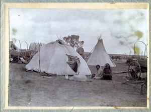 Primary view of object titled 'Cheyenne Camp'.