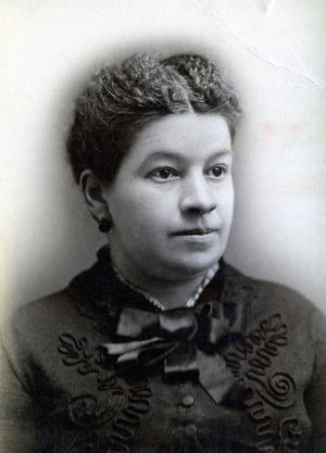 Primary view of Mrs. S. A. Burris