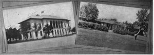 Primary view of object titled 'Post Office and Court House Yard in Enid'.