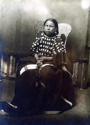 Primary view of object titled 'Lena High Chief'.