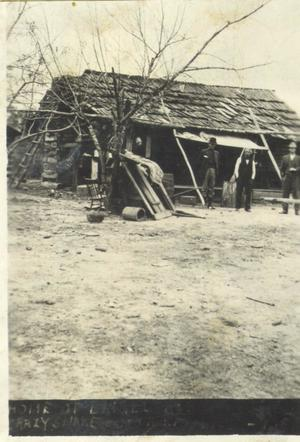 Primary view of object titled 'Daniel Bob's Home'.