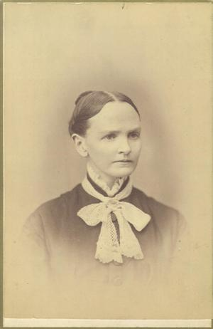 Primary view of Elma Townsend