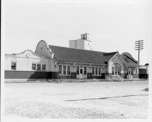 Primary view of object titled 'Rock Island Train Depot, Enid'.