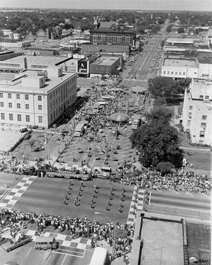 Tri State Parade and Carnival, Enid, Oklahoma