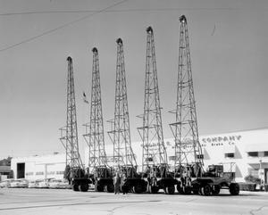 George E. Failing portable drilling rigs.