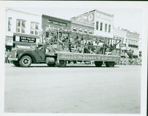 Belles and Beaux in the Parade, Enid