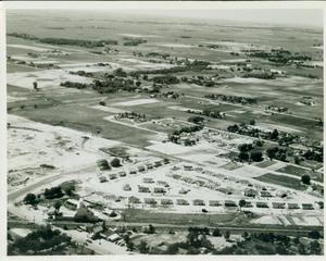 Primary view of object titled 'Enid Aerial View'.