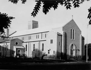 Primary view of object titled 'University Place Christian Church, Enid, Oklahoma'.