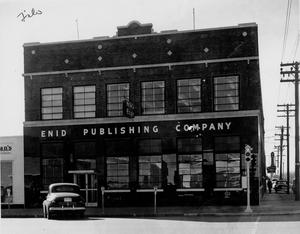 Primary view of object titled 'Enid Publishing Company, Enid, Oklahoma'.