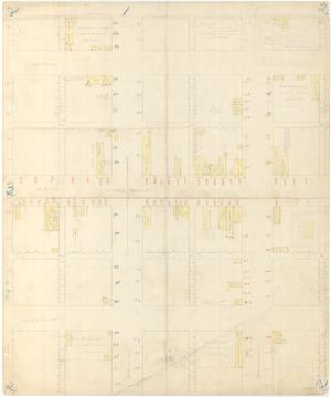 Primary view of object titled 'Unidentified Map, Undated'.