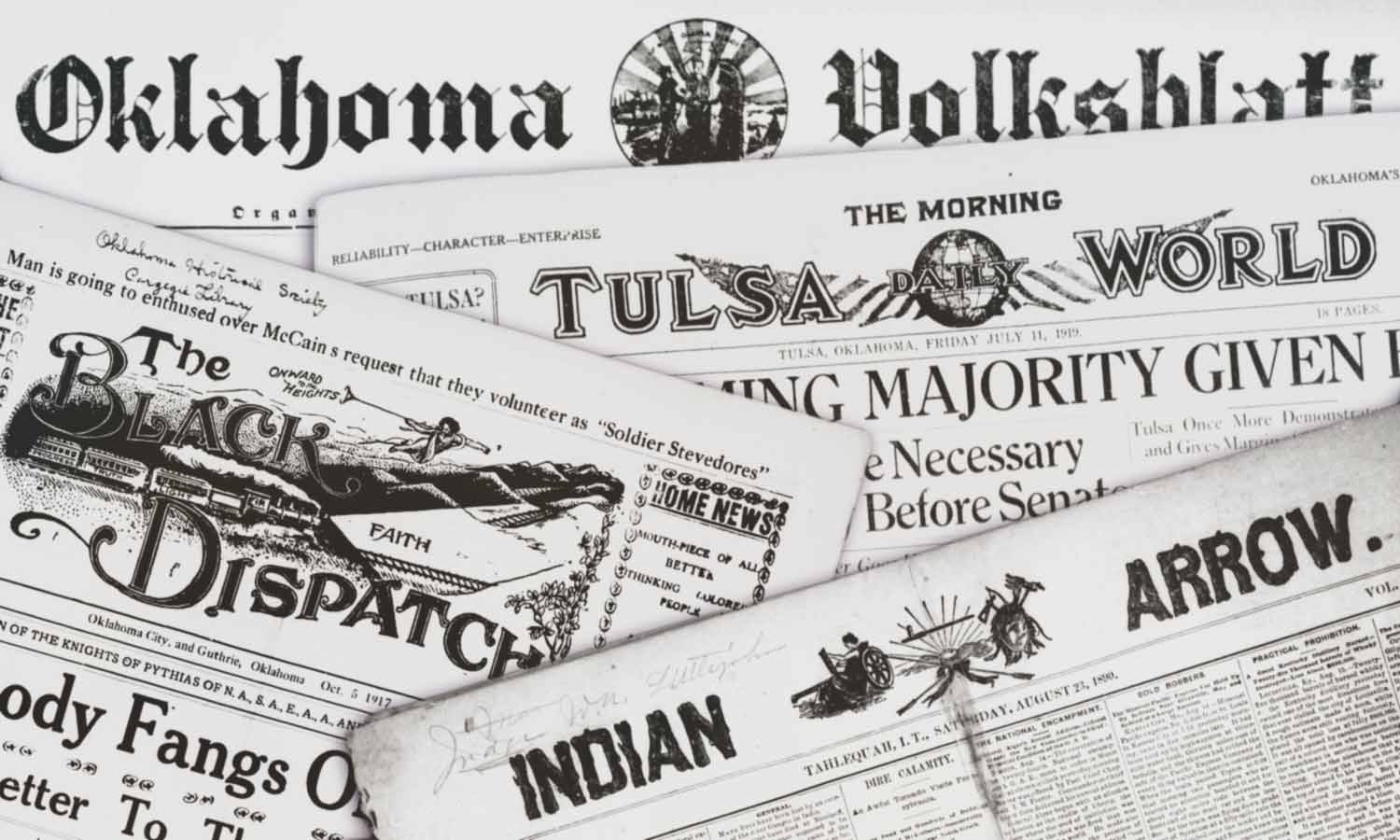 Newspaper | The Gateway To Oklahoma History