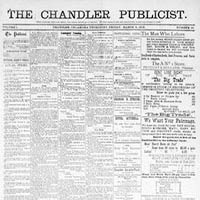 The Chandler Publicist