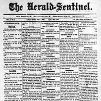 The Herald-Sentinel (Cordell and Cloud Chief, Okla.)