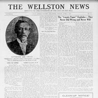 The Choctaw News and The Wellston News