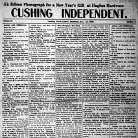 The Cushing Citizen and The Cushing Independent