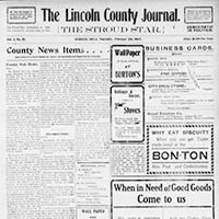 The Lincoln County Journal and The Stroud Star