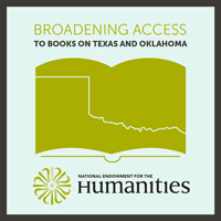 Broadening Access to Books on Texas and Oklahoma