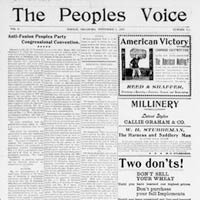 People's Voice (Norman, Oklahoma)