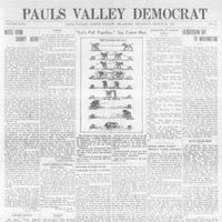 Pauls Valley Democrat