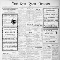 The Red Rock Opinion